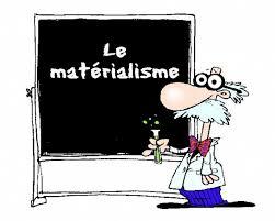 Du matérialisme et de la vie de l'esprit