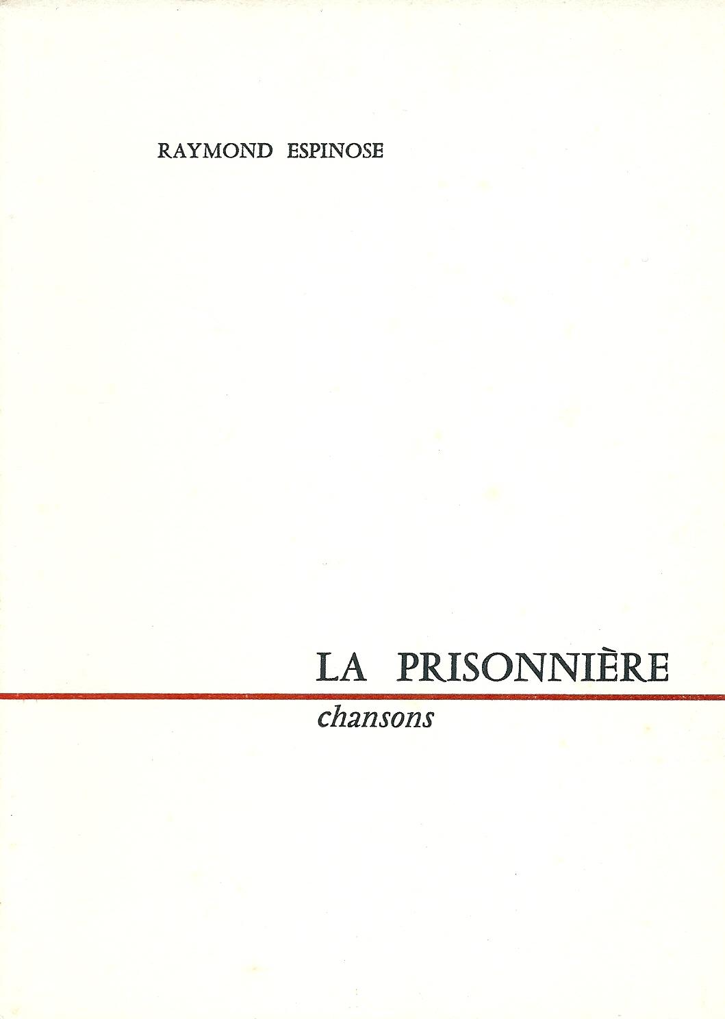 espinose-prisonniere